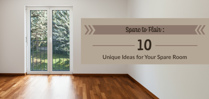 Spare to Flair: 10 Unique Ideas for Your Spare Room