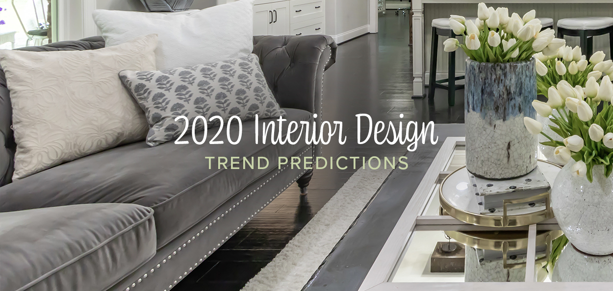 Living room interior design trend