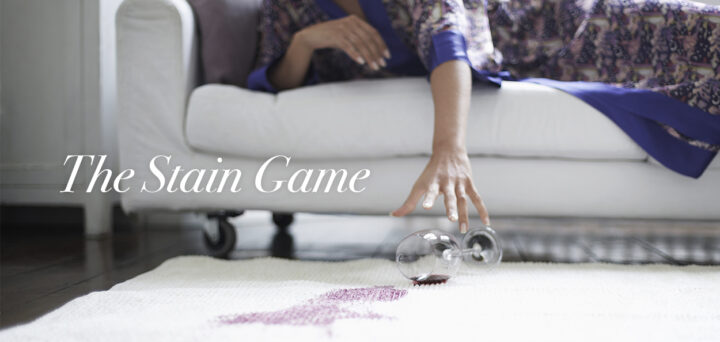 The Stain Game: How to Remove 6 of the Most Common Stains From Furniture