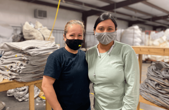 Isa and Iliana, Fusion employee spotlight