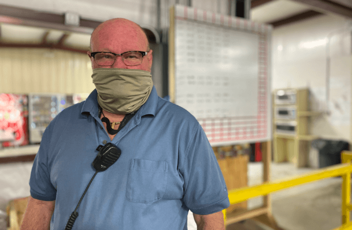 Larry, Fusion employee spotlight