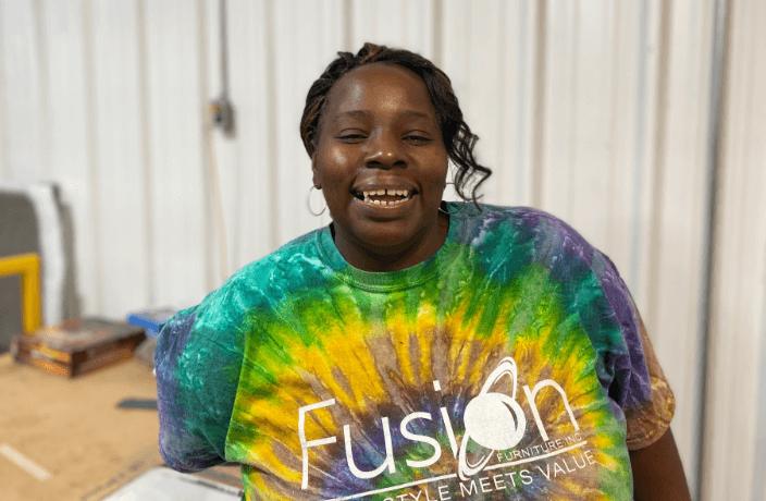 Teresa, Fusion employee spotlight