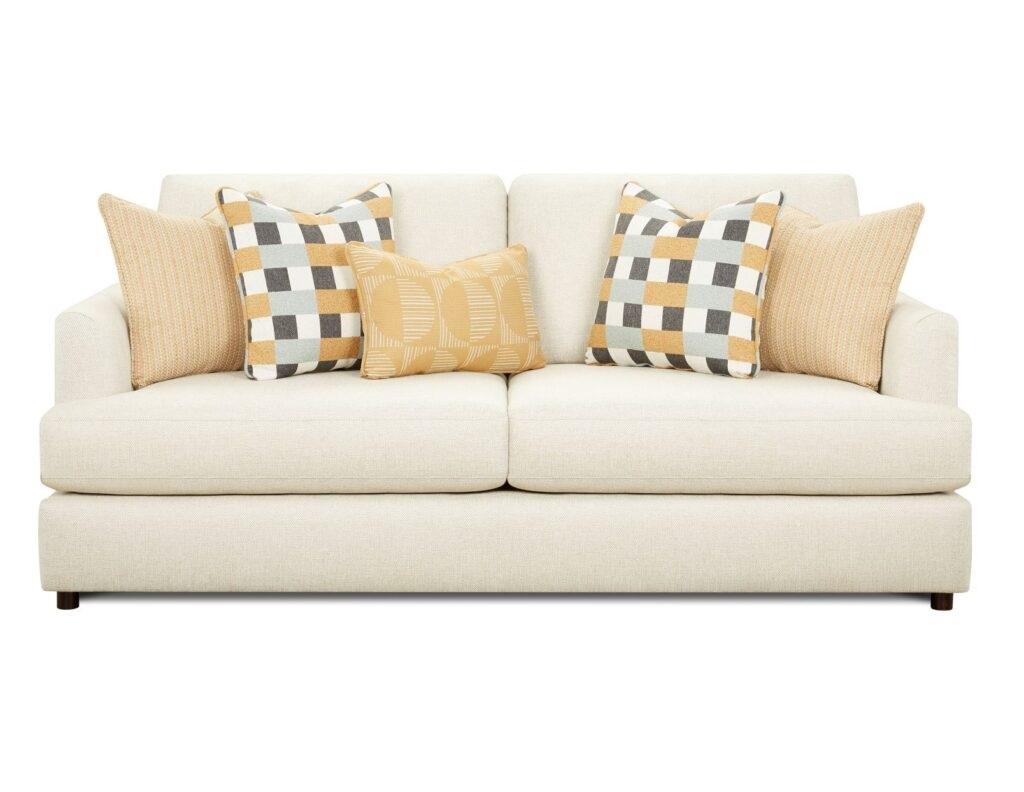 Treaty Linen Sofa