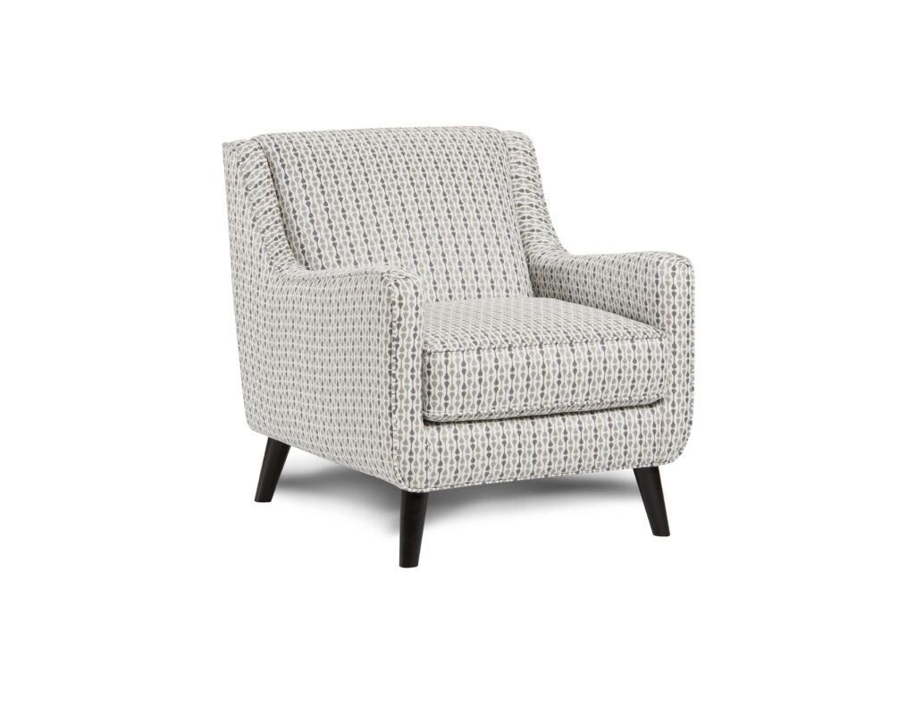 Limbo Denim Fusion Furniture chair, Entice Paver collection