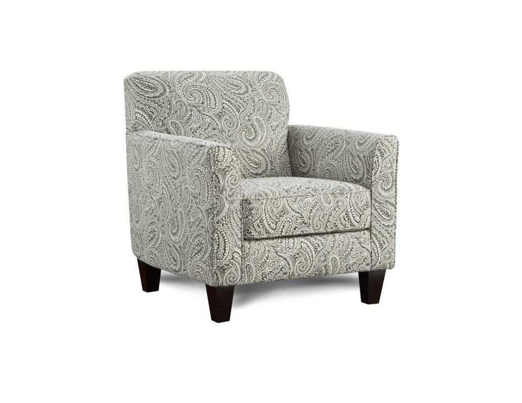 Regency Iron Fusion Furniture chair, Homecoming Stone collection