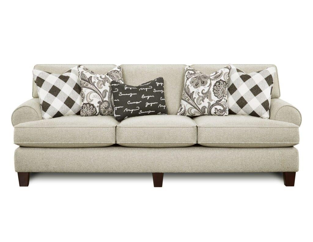 Shadowfox Dove Fusion Furniture sofa