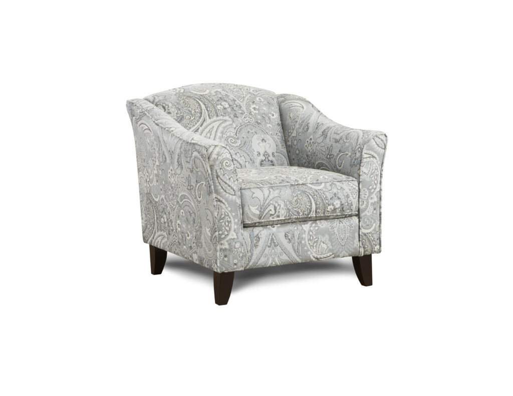 Kitteridge Coblat Fusion Furniture chair, Sweater Bone collection