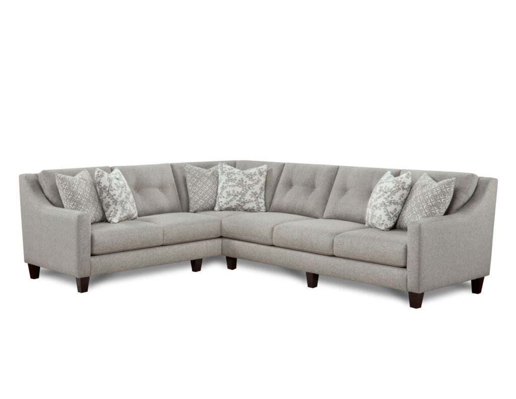Evenings Stone Sectional