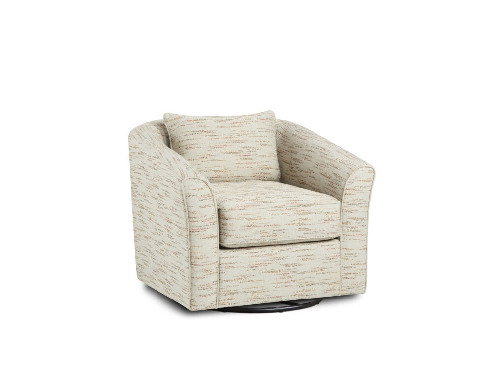Vista Spice Fusion Furniture chair, Raymour Ash collection