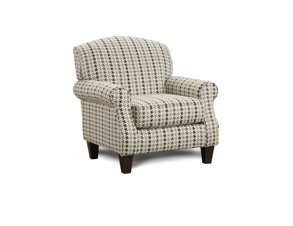 Haberdashery Flannel Fusion Furniture chair, Paperchase Berber collection