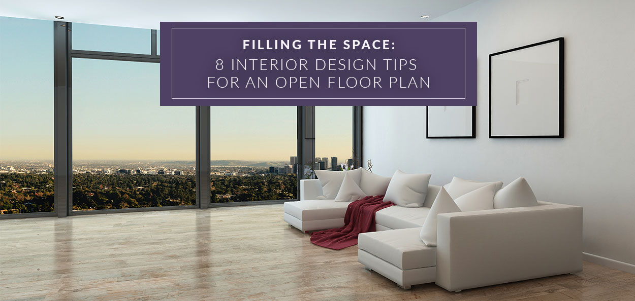 Open concept room