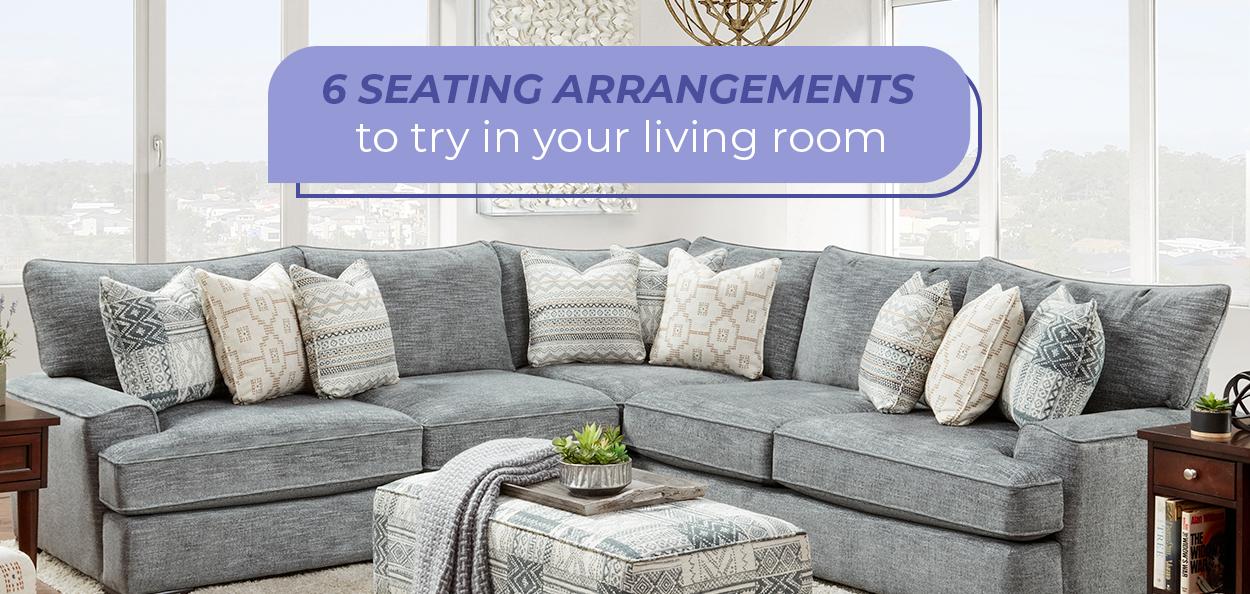 Fusion Furniture living room set